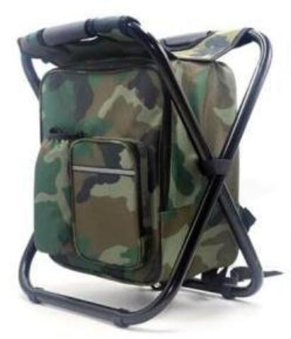 Стульчик-рюкзак складной SV-C-377