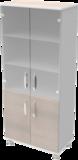 Шкаф медицинский общего назначения 2.01 тип 1 АйВуд Medical Office