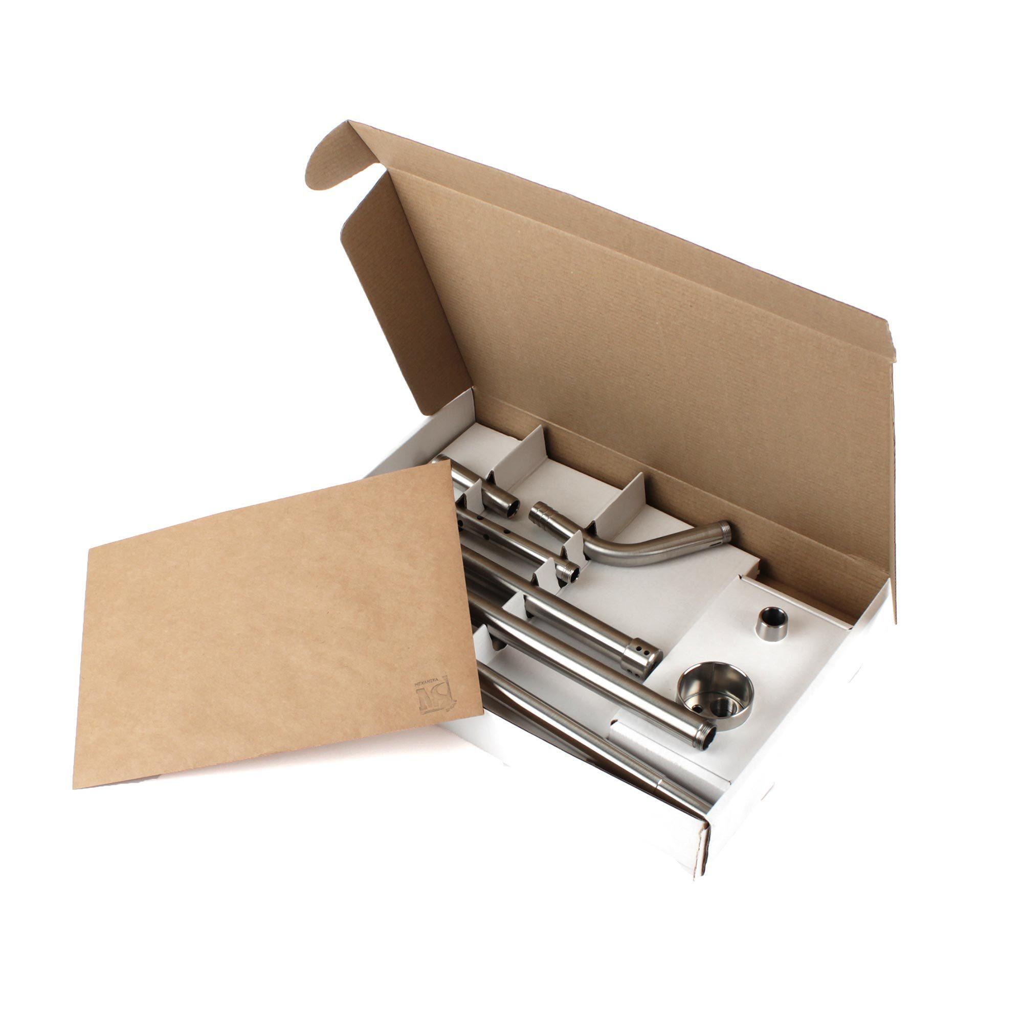 Фирменная коробка Mexanika Smoke STEAM MACHINE
