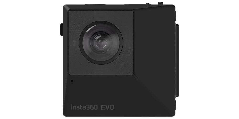 Камера панорамная Insta360 EVO 3D/2D Convertible 360/180° VR Camera в фас