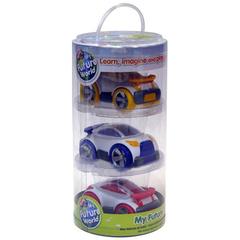 Моя машина будущего (набор из трех машинок) (Ouaps, 65010)