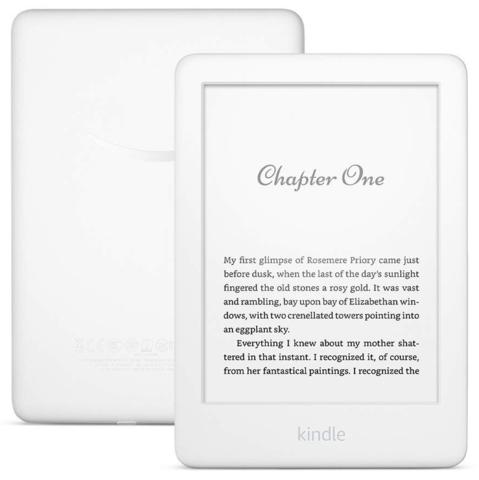 Электронная книга Amazon Kindle 2019 8Gb White (белая)