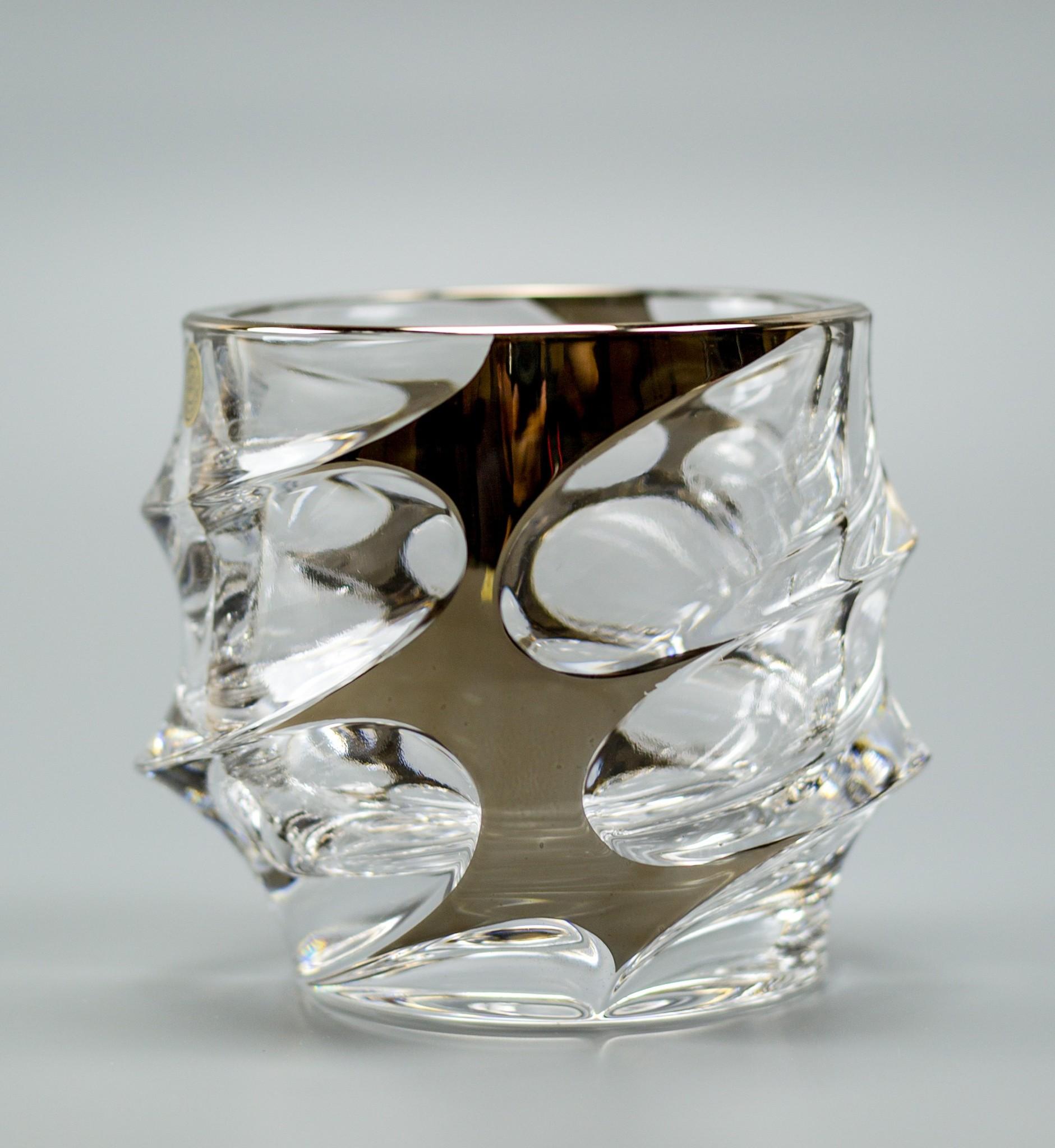 Набор из 6 стаканов для виски «Calipso», золото calipso 110 01 ig 01 pp