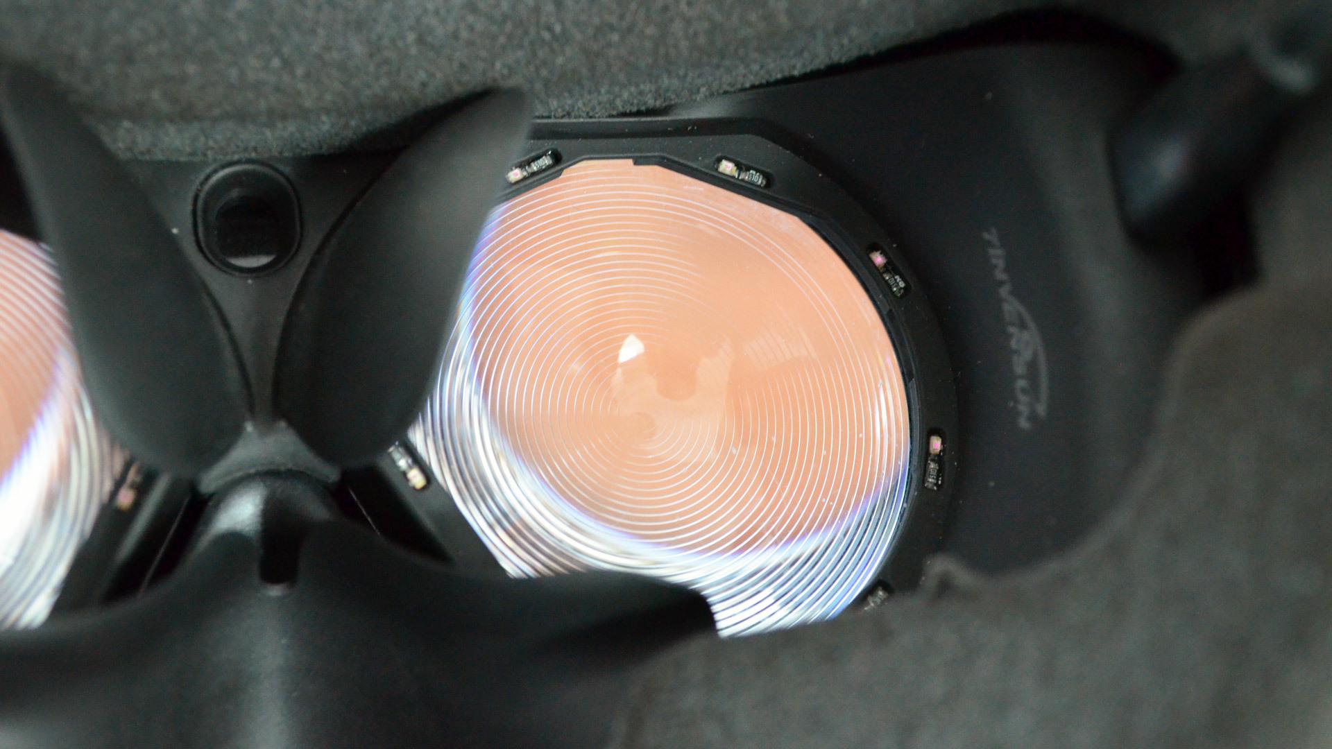 Трекинг зрачков aGlass HTC Vive
