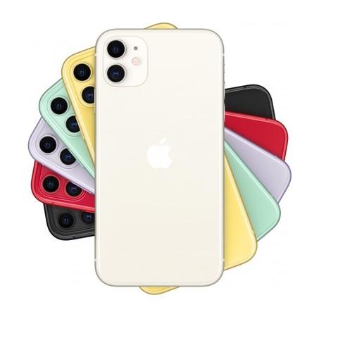 Смартфон Apple iPhone 11 128GB White (белый)