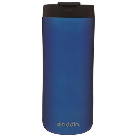 Термокружка Aladdin (0,35 литра) из нержавеющей стали, синяя