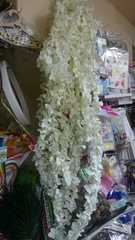 Лиана свадебная Цветочная, 2 метра.