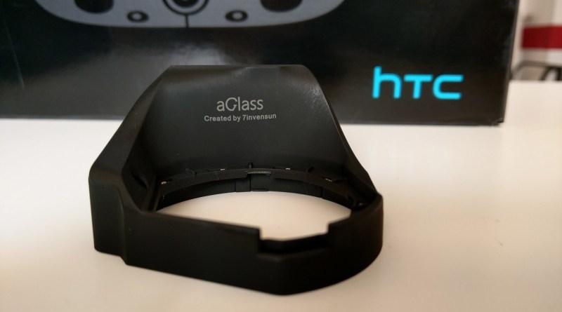aGlass HTC Vive