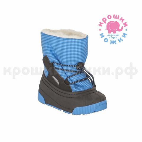 Сноубутсы, голубые, ясли, Kapika