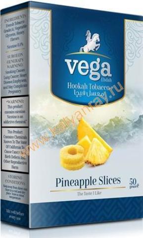 Табак Vega Ананас в пачке 50 грамм