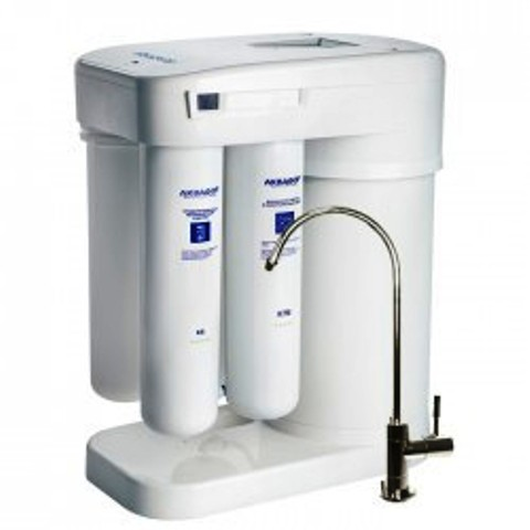 Водоочиститель Аквафор-ОСМО-М исполнение Аквафор-ОСМО-М-050-4-Б-М, Морион , арт.и4236/И5053