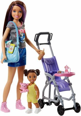 Набор Barbie Няня