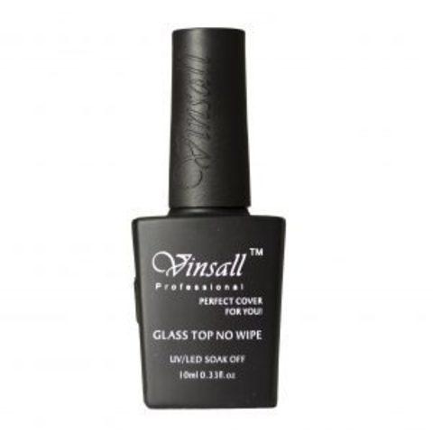 Глянцевое топовое покрытие без липкого слоя Vinsall Glass Top No Wipe