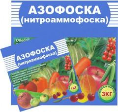 """""""Азофоска"""" (Нитроаммофоска) (3 кг)"""