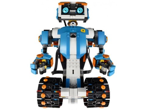 Программируемый конструктор LEGO Boost 17101 — BOOST Creative Toolbox — Лего Буст Ускорение