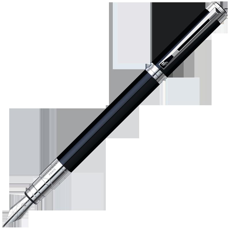 Waterman Perspective - Black CT, перьевая ручка, F