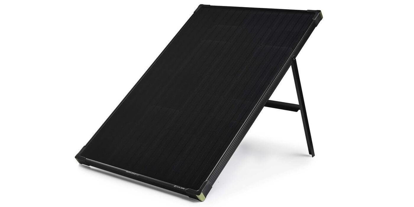 Солнечная панель Goal Zero Boulder 100 внешний вид