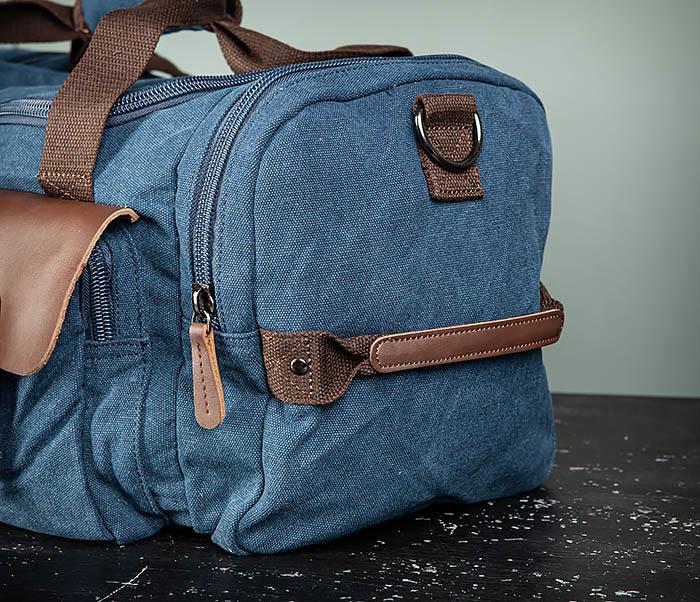 BAG502-3 Дорожная сумка для ручной клади средних размеров фото 07