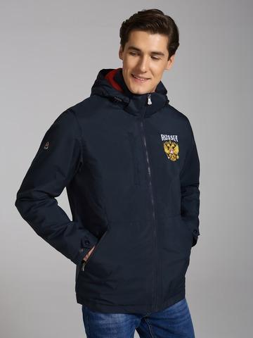 Куртка RUSSIA 66M-RR-1326 синяя