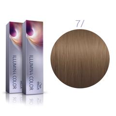 Wella Professional Illumina Color 7/ (Блонд) - Стойкая крем-краска для волос