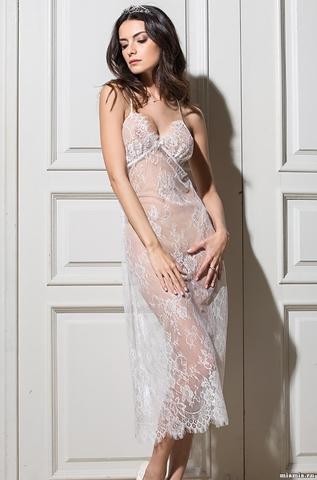 Сорочка женская из кружева MIA-AMORE Шанель  2034