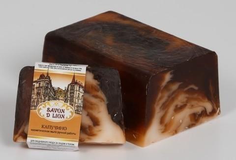 Косметическое мыло Капучино 100 гр. ТМ SAVON D LION