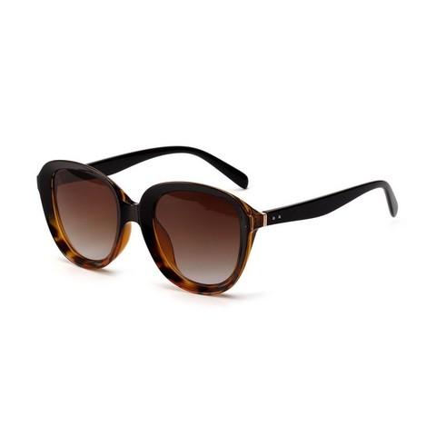 Солнцезащитные очки 1745002s Тигровый - фото