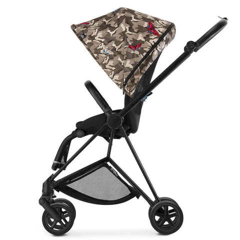 Прогулочная коляска Cybex Mios Black Butterfly