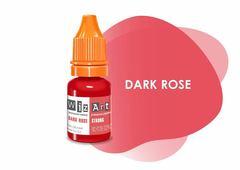 Dark Rose (тёмно-розовый) • Wizart Strong • пигмент для губ