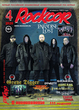 Rockcor Magazine №4 2020 Paradise Lost Cover