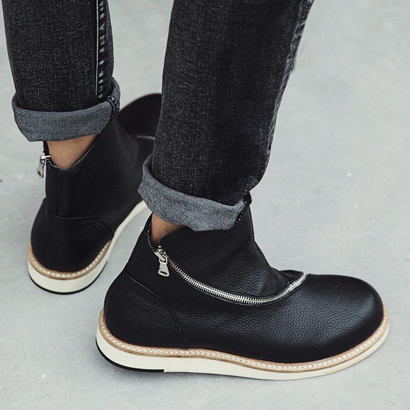 Ботинки «Punk Boots»
