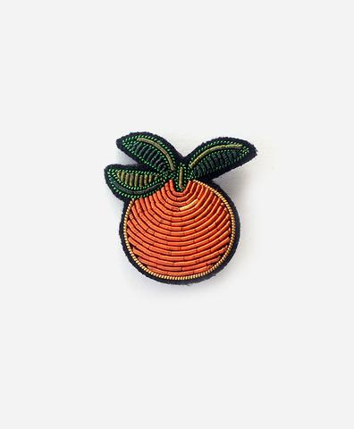 Брошь Orange