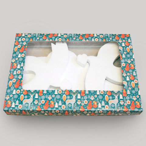 Набор в коробке
