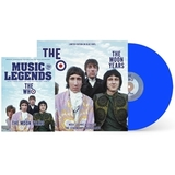 The Who / The Moon Years (Bookazine Special Limited Edition) (Coloured Vinyl)(LP+Журнал)