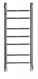 Галант-3 80х30 Полотенцесушитель водяной L43-83-2
