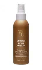 Лосьон для роста волос с экстрактом золотого женьшеня Von-U Ginseng Gold Lotion, 150 мл