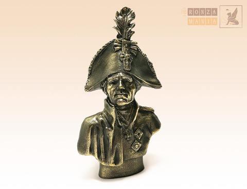 статуэтка бюст Ушаков