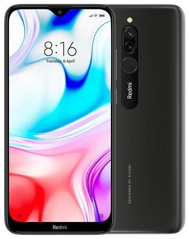 Смартфон Xiaomi Redmi 8  3/32Gb Black EU (Global Version)