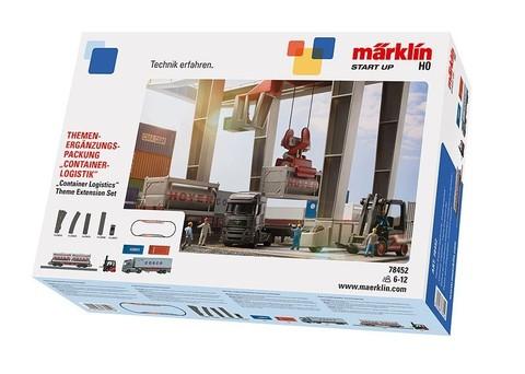 Marklin 78452 Набор рельсов и аксессуаров