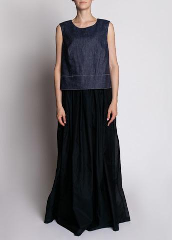 <p>Платье из вискозы</p> PESERICO