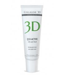 Флюид-эксперт SILK CARE с коэнзимом Q10, Medical Collagene 3D