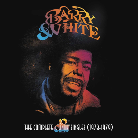 Barry White / The Complete 20th Century Singles (1973-1979)(3CD)