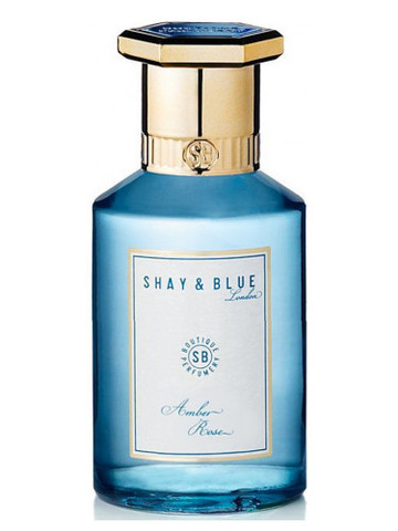 Shay and Blue London Amber Rose Eau De Parfum
