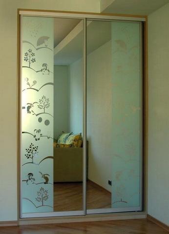 Шкаф 2-х дверный, 150 см