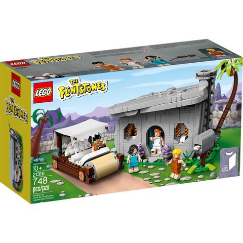 LEGO Ideas: Флинстоуны 21316 — The Flintstones — Лего Идеи