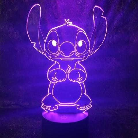 3d art-lamps стич