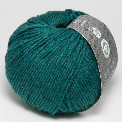 Пряжа Cool Wool Big Melange Lana Grossa