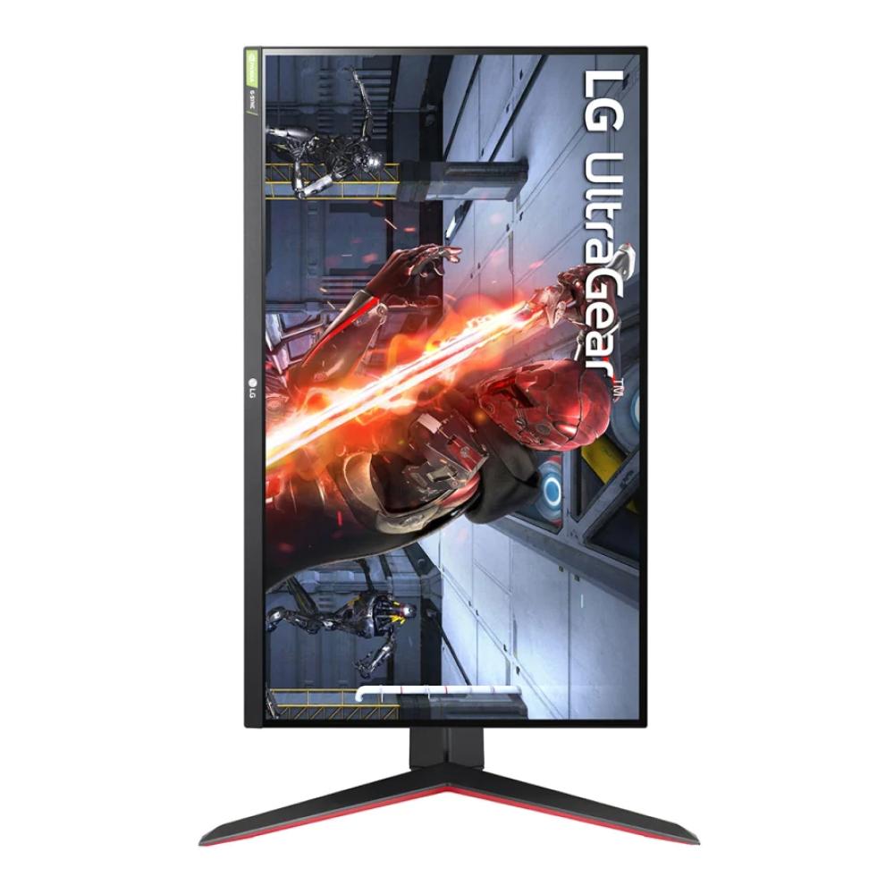 Full HD IPS монитор LG UltraGear 27 дюймов 27GN650-B фото 10
