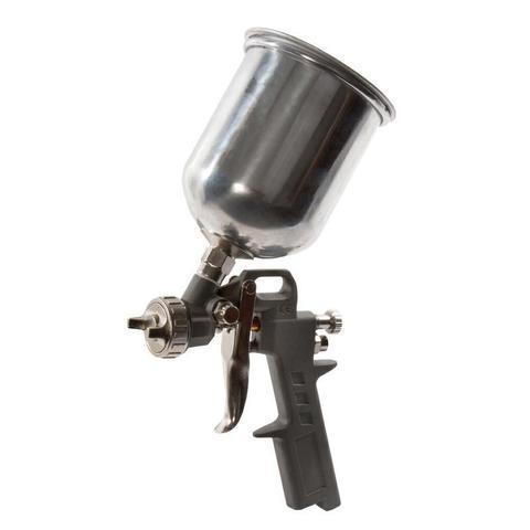 Краскопульт пневматический QUATTRO ELEMENTI с верхним бачком 600 мл,  сопло 1,5 мм, разъем (770-810)