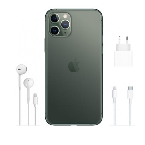 Смартфон Apple iPhone 11 Pro 256GB Green (Темно-зеленый)